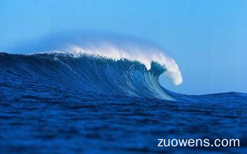 关于海洋的作文