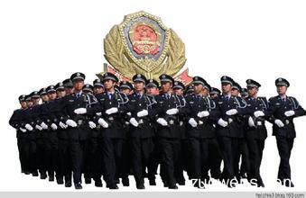 关于人民警察的作文