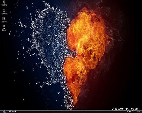 关于水火的作文