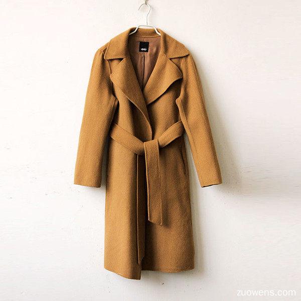 关于大衣的作文