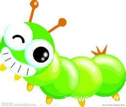 关于虫子的作文