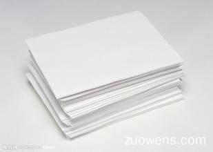 关于纸张的作文
