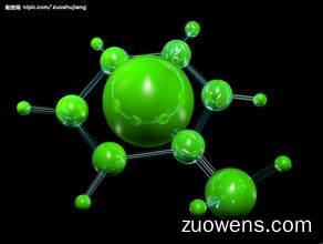 关于分子的作文