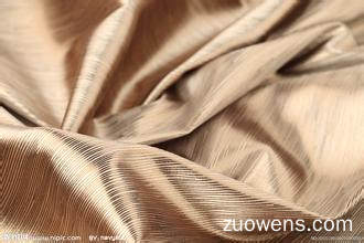 关于丝绸的作文