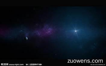 关于星河的作文