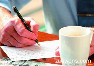 关于写信的作文