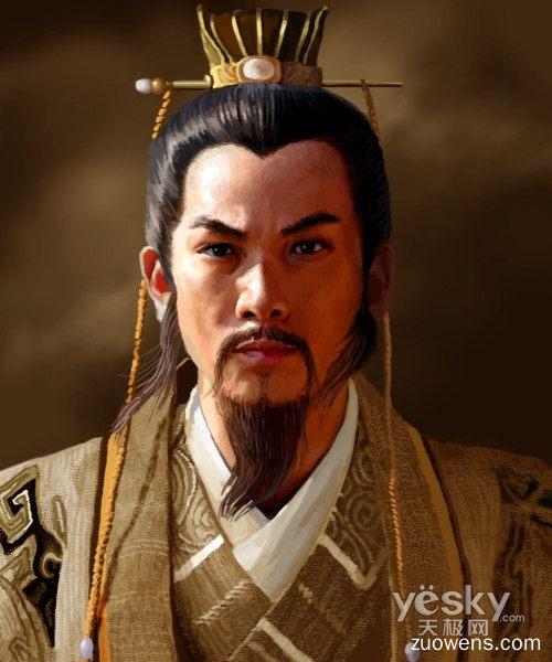 关于刘备的作文