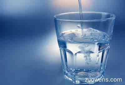 关于白水的作文
