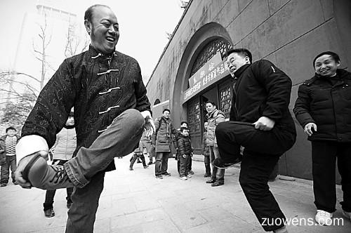 关于南京人的作文