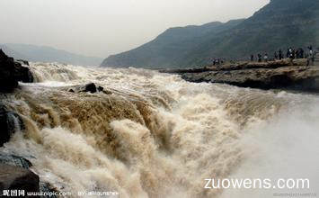 关于黄河的作文