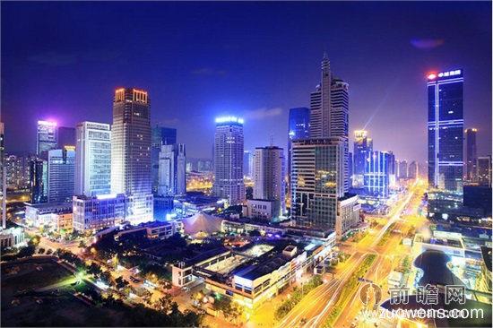 关于深圳的作文