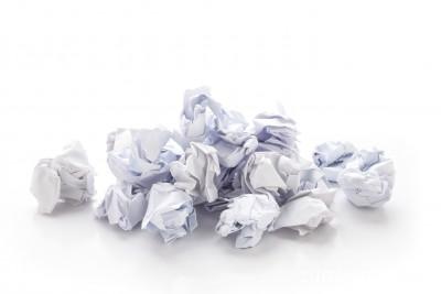 关于废纸的作文