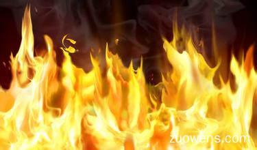 关于烈火的作文