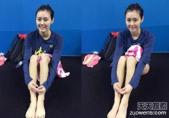 1、游泳金花刘湘 里约奥运会中国队的女队员美女辈出,其中包括有游泳界第一美女、美人鱼、国民女神、游泳界新女神等各种美称的刘湘。 刘湘喜欢冰淇淋,也追宋仲基,给人一种甜美邻家妹妹的感觉。她在国内的游泳界崭露头角后,在喀山世界游泳锦标赛中的表现更是让她一跃成为了人气者,拥有众多粉丝。 游泳金花刘湘 2、足球门将赵丽娜 赵丽娜是位上海姑娘,身高1.