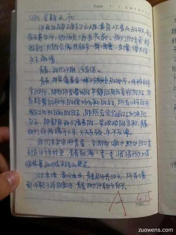 初二英语日记带翻译_初一英语周记80字_初一周记600字_初一周记600字范文_周记600字初中