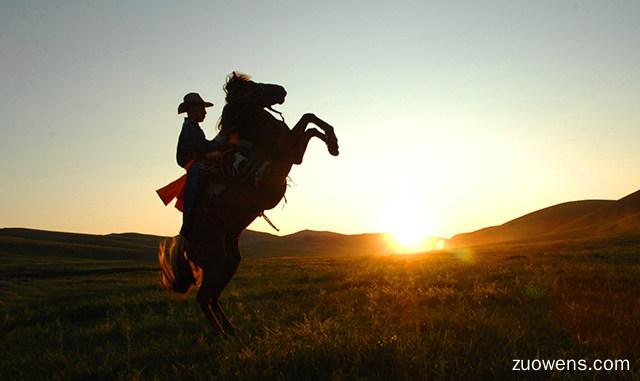 想象作文假如我有一匹马作文250字